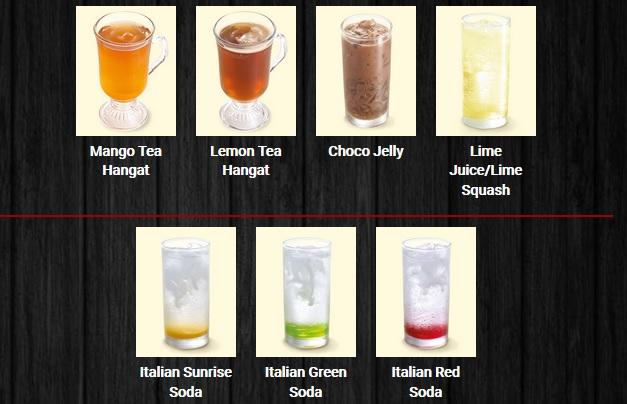 Delight minuman murah segar