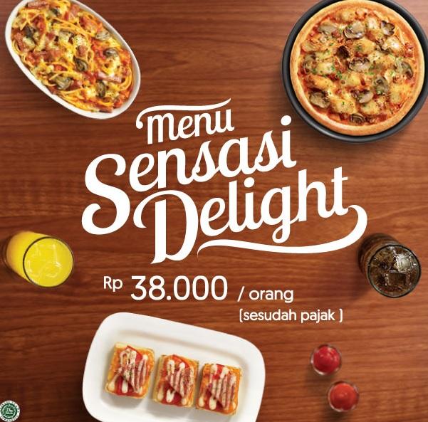 Sensasi Delight paket 2 orang