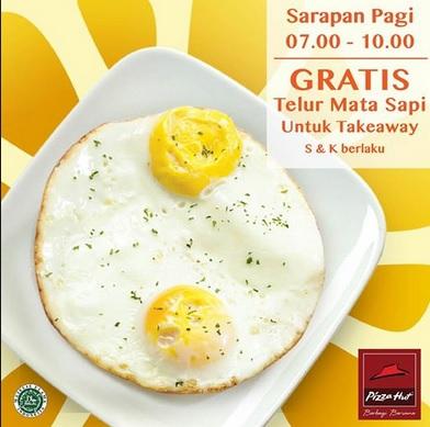 egg riser sarapan pagi