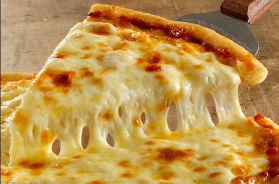 menu Pizza Keju