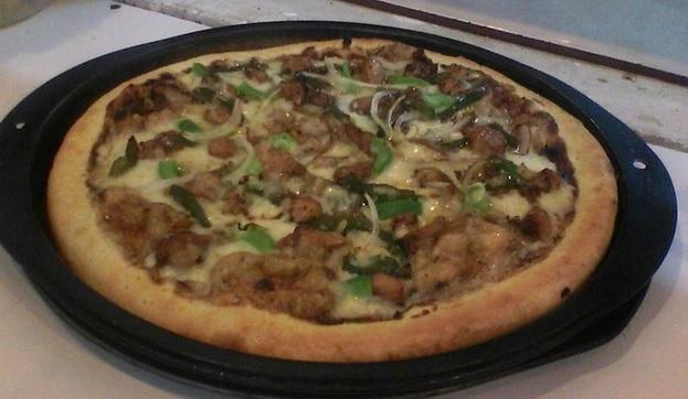 menu Pizza Lada Hitam