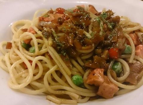 pasta Oriental Chicken Spaghetti enak murah