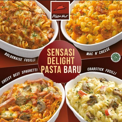 Menu Pizza Hut murah 2018