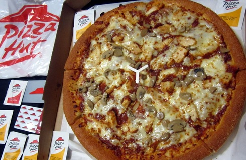 Breaded Shrimp Pizza Hut Harga