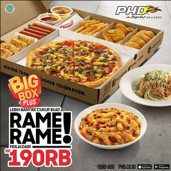 menu Big Box Plus 2018