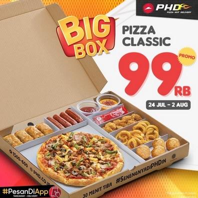 Bigbox PHD